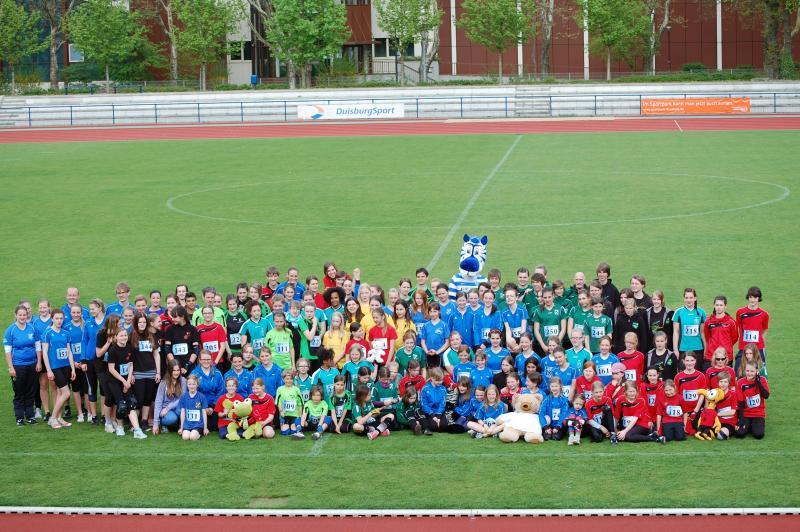 Teilnehmer Zebra-CUP 2013